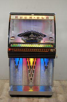 Jukebox Рок-Ола Модель 1448-J1828-31