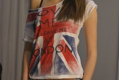 Love me or leave me at London :)