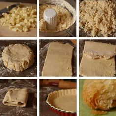puff pastry dough recipe//Super simple, only 3 ingredients! Could not get myself to buy the Pillsbury one with all the food coloring and carcinogenic chemicals in it! Cant wait to try this!