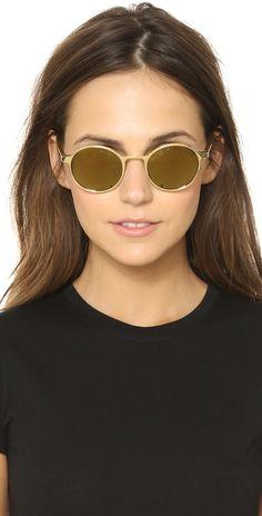 Etnia Barcelona Yokohama Sunset Sunglasses   SHOPBOP