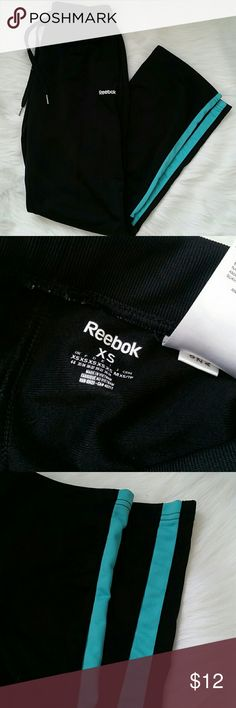 "-New- Reebok sweat pants Super soft and brand new. They are a tad too long on me (I'm 5'1""). They also have pockets, which is a huge plus! Reebok Pants Track Pants & Joggers"