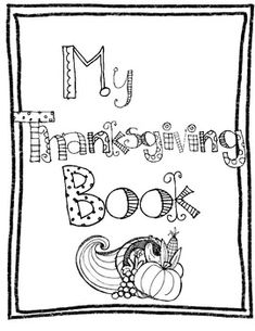 Thanksgiving Coloring Fun!