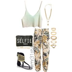 Untitled #187 by mayelin-decire-rodriguez on Polyvore featuring polyvore, fashion, style, rag & bone, Giuseppe Zanotti, Vince Camuto and Forever 21