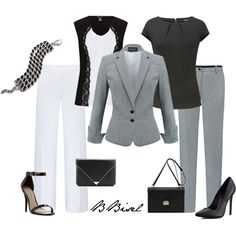 A fashion look from April 2014 featuring black leather shoes, strappy heeled sandals and leather clutches. Browse and shop related looks. Business Travel Outfits, Nursing Profession, Travel Nursing, Strappy Sandals Heels, Black Leather Shoes, Summer Looks, Fashion Looks, Suits, Lady
