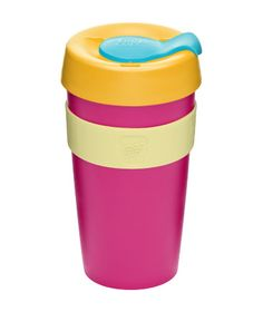 Design Your Own KeepCup. This is my selection, I'm feeling the 80's colours match right now.