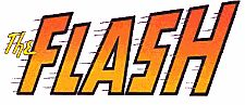 The Flash logo - Ira Schnapp