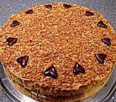 Rezept: Karamell - Kaffee - Torte