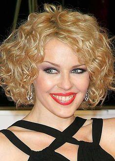 *m. Kylie minogues perm #Australia #celebrities #KylieMinogue Australian celebrity Kylie Minogue loves http://www.kangabulletin.com