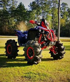 Lifted Cummins, Can Am Atv, Four Wheelers, Face Design, Atvs, Bike Life, Offroad, Cool Cars, Race Cars
