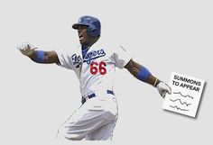 Dodgers Puig Faces $12 Million False Allegation Lawsuit
