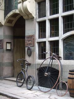 Vintage Bicycles - 1895 by Ignaz Schwinn
