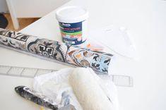 Karins hem & trädgård. Odla, bygg och inspireras! Toothbrush Holder, Facial Tissue, Diy, Bricolage, Do It Yourself, Homemade, Diys, Crafting