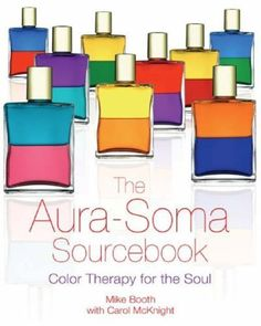 The Aura-soma Sourcebook: Color Therapy for the Soul by Mike Booth, http://www.amazon.co.uk/dp/1594770778/ref=cm_sw_r_pi_dp_upnWrb1FDV2FA