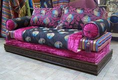 mm love the morrocan sofa -- day bed