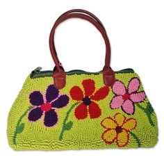 Mielie bags--made by, and providing jobs for, women living in poverty in Cape Town, S. Africa.