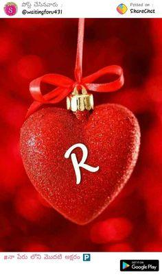My love R😚😚😚😚Very nice R Letter Design, Alphabet Letters Design, Cute Letters, Fancy Letters, Picture Letters, My Name Wallpaper, Alphabet Wallpaper, Heart Wallpaper, Iphone Wallpaper