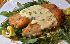 Tilapia on Arugula with Béarnaise Sauce   Food   The Advocate — Baton Rouge, LA