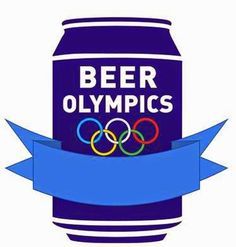Life of the Party (Planner): Beer Olympics. For the Competitive Alcoholic