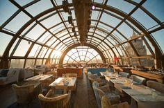 White Rabbit Restaurant & Bar, Moscú, Rusia