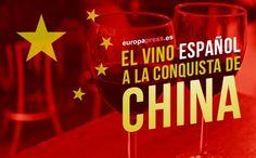 El vino español, a la conquista de China