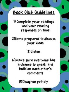 Beginning My First Book Club  - http://www.connect-a-blog.com/beginning-my-first-book-club/