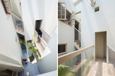 House in Goido, Japan by Fujiwaramuro Architects: just lovely! the colors, the materials, the light...if this house doesn't make your life slightly better I'll loose my faith in the power of architecture...