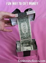 Risultati immagini per idee per regalare soldi