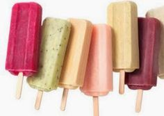 This lineup of Popsicle severs as the site background image for Bargelato. I sort of want to eat them all. Frozen Fruit, Frozen Yogurt, Peanut Recipes, Sweet Recipes, Cooking Time, Cooking Recipes, Mango Popsicles, Sorbet Ice Cream, Sorbets