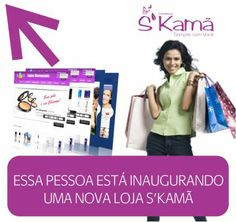 S'kamã Cosmético -lojasgerenciais.com.br/ab296855