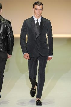 Gucci menswear Spring Summer 2013 collection