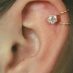 I want this piercing... Yes or no? :)