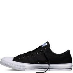 Converse Chuck Taylor All Star II OX - BLACK/WHITE