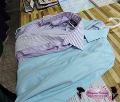 4269178f56 11 melhores imagens de Ajustes em Camisas sociais no Pinterest ...