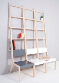 Diseño de muebles- The Blog on the Bookshelf