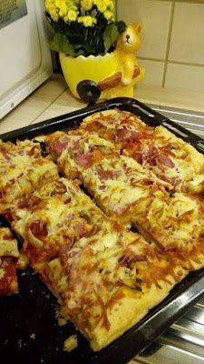 ΜΑΓΕΙΡΙΚΗ ΚΑΙ ΣΥΝΤΑΓΕΣ: Πίτσα η διαφορετική !!!