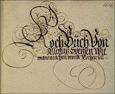 Universitätsbibliothek Heidelberg, Cod. Pal. germ. 665 Kochbuch Südwestdeutschland (vorläufige Lokalisierung), 16. Jh. (vorläufige Datierung)