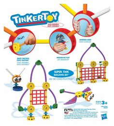 11 Best knex ideas images | Tinker toys, Building ideas, Building toys
