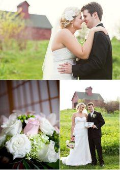 Abbington Distinctive Banquets Wedding by Ashley Biess Photography | Style Me Pretty