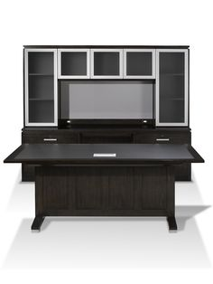 Executive Wood Sit To Stand Desk Is A Premium Electric Lift Desk Perfect  For Corporate Offices