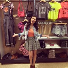 Do you want to see another collection from the Bethany Mota line?! #fashion #motavator