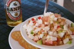 Taste of the Caribbean: The Wrecking Tree Restaurant ~ Bahamas