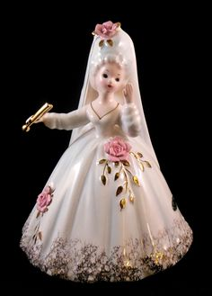 "Josef Originals figurine - ""Marie"" - From the 'XVIII Century French' series. From my own private collection."