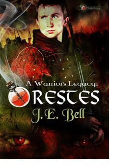 http://bookbarbarian.com/a-warriors-legacy-orestes-by-j-e-bell/ Orestes has a secret that he wishes he could hide even from himself.   To everyone else at Warrior Peak, Orestes is the model military student--top of his fighting class and son of a powerful division leader. But Orestes knows better. He knows he is from a land far from Warrior Peak, and he knows that the only reason he can swing a sword well is due to his brutal upbringing among the sinister Morroks, who build