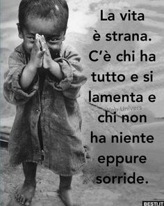Italian Love Quotes, Motivational Phrases, Fix You, Beautiful Words, Tattoo Quotes, Fitness Motivation, Mindfulness, Phrases In Italian, Feelings