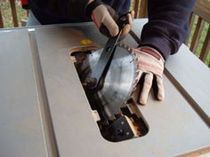 Up Close with Table Saws - Extreme How To - View All