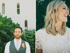 Bride and groom! #wedding