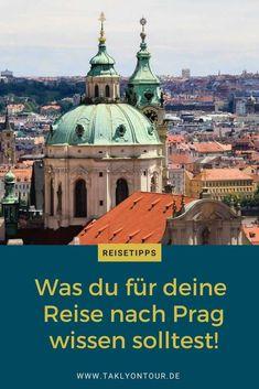 #Tipps für deine #Reise nach #Prag auf einen Blick