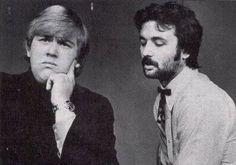 John Candy y Bill Murray