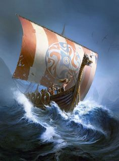 ArtStation - Thorwal Book Cover, Melanie Maier ★ Find more at http://www.pinterest.com/competing