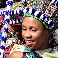 Zulu woman, South Africa
